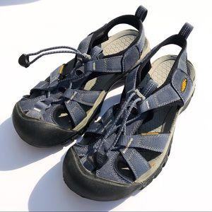 Keen Waterproof Metatomical Footbed Hiking Sandal